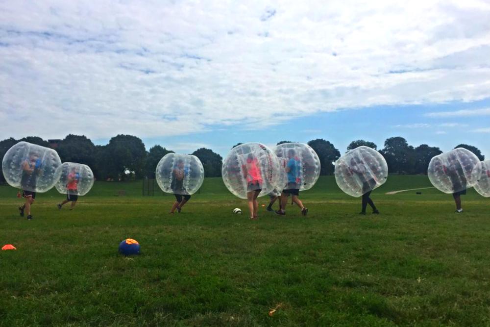 bubbleballsportsinpattersonpark